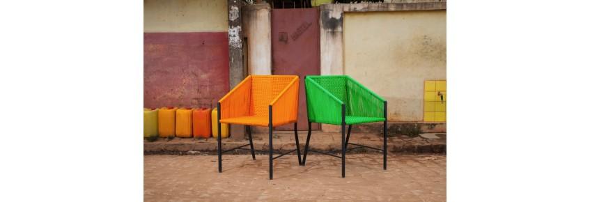 Les chaises Kintana