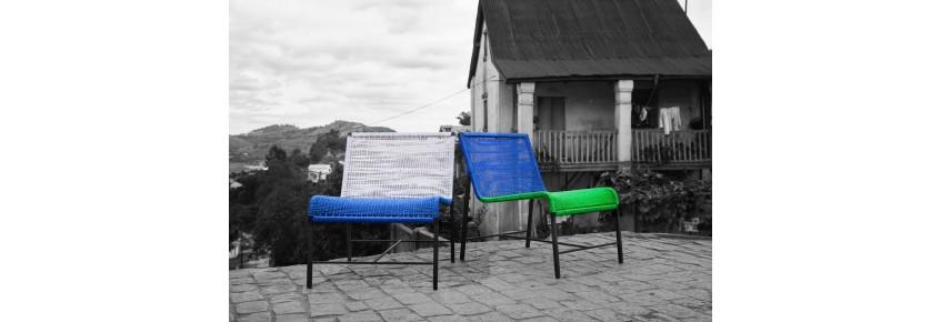 Les fauteuils Kanto
