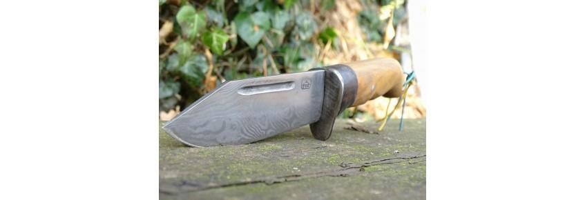 Messer mit festem Griff