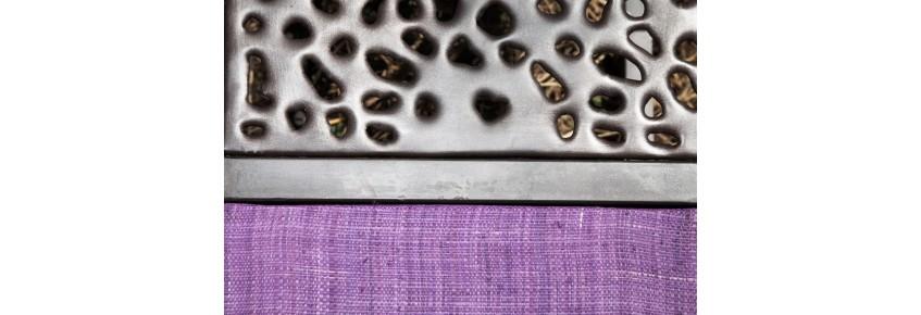 Die farbigen Tischmatten für Taba